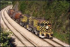Torpedos con GEco (JMTrigos) Tags: train tren trenes asturias trains jmt trigos asturies 2016 arcelor elvalle jmtrigos