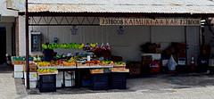 Along 12th Avenue (jcc55883) Tags: kaimuki 12thavenue fruitstand farmersmarket sign hawaiisign vintagesign kaimukikab hawaii oahu honolulu nikon nikond3200 d3200