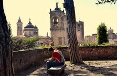 innamorarsi a Bergamo (fabiofoni) Tags: