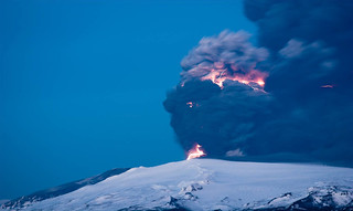 Icelandic Volcano   IMO by EPOS - European Plate Observing System