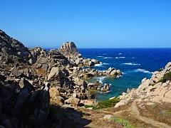 DSC00512 (saviozzilucia) Tags: sardegna sea italy sony rocce paesaggio scogliere capotesta gallura valledellaluna rx100