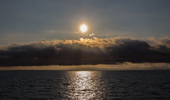 Nanucket Sound (hardikamin112) Tags: nantucket sunset sound new england water boat