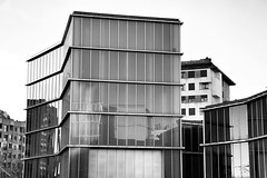 Musac (Lirba C) Tags: architecture bw len museum reflexes