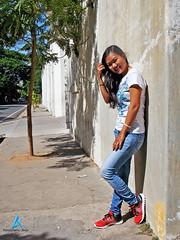 Model Click to  Tho Mai Thanh (pondicherry arun) Tags: tho mai thanh model fashion pondicherry puducherry bike cycle mehandhi style