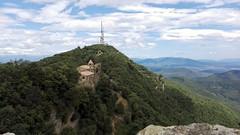 Ermita -hermitage-Rocacorba-Girona (Deyis astudillo) Tags: mountains ermitas montaa rocacorba girona paisaje travelworld travel turismorural catalonia catalunya world espaa