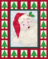 Summer Sensations Lemonade and Here Comes Santa... (seamstobesew) Tags: christmas mypatterns pattern projects summersensations