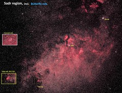 CYGNUS A WIDE 2016 (1) (AstroSocSA) Tags: nebula darknebula supernovaremnant