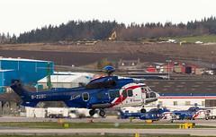 G-ZZSC Super Puma, Aberdeen (wwshack) Tags: abz aberdeen aberdeenairport bristow bristowhelicopters dyce ec225 egpd eurocopter scotland superpuma helicopter northseaoilrigsupport offshorehelicopter offshorehelicopters oilrigsupport gzzsc