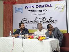 WHN Digital Website Launched (joegoauktiatr15) Tags: joegoauk goa tiatr film konkani