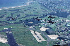 Shackletons over RAF Lossiemouth. (TF102A) Tags: aviation aircraft raf raflossiemouth shackleton