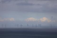 Mysterious Wind Turbines (zeity121) Tags: wales conwycountyborough conwy windpower sea windturbines windmill
