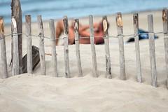 Prison Beach ;-) (NathalieSt) Tags: europa europe france francia frankreich hrault lagrandemotte languedocroussillon beach plage languedocroussillonmidipyrn languedocroussillonmidipyrnes fr