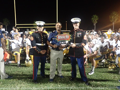 """Miramar vs St. Thomas Aquinas Sept 2, 2016 • <a style=""""font-size:0.8em;"""" href=""""http://www.flickr.com/photos/134567481@N04/29309793772/"""" target=""""_blank"""">View on Flickr</a>"""