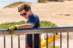ArchitectGJA-2190.jpg (ArchitectGJA) Tags: lighthousepoint surfing californiababy hurley wetsuit coastlife ripcurl xcel lighthousefield california rescuedrill beach marineanimals coast bencoffey cliffs streetphotography waves surfingsteamerlane santacruz steamerlane oneill montereybay