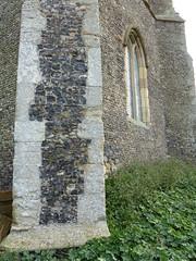 P1120009 (jrcollman) Tags: churchestemplesetc places church churchofsaintandrewcovehithe europeincldgcanaries covehithe flint britishisles suffolk