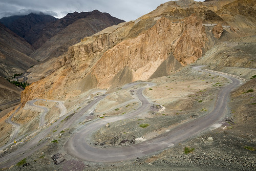 Ladakh Cycle Tour