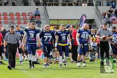 "RFL15 Assindia Cardinals vs. Bonn GameCocks 12.04.2015 014.jpg • <a style=""font-size:0.8em;"" href=""http://www.flickr.com/photos/64442770@N03/16918307417/"" target=""_blank"">View on Flickr</a>"