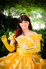 SP_46633 (Patcave) Tags: costumes anime film canon comics movie eos book photo dc costume orlando comic photoshoot cosplay f14 culture 85mm sigma disney pop hallway fantasy convention comicbook scifi belle snapshots megacon marvel ef 1740mm f4 2015 patcave 5d3 megacon2015