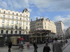 Lyon - Place de la Rpublique (larsen & co) Tags: france lyon rhne fontaine rhnealpes presqule bassins lyonpresqule fontainerie