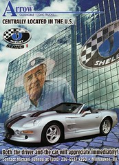 1999 Shelby Series 1 Ad (aldenjewell) Tags: 1 ad 1999 shelby series