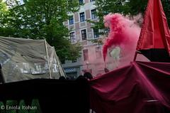 1.Mai Demonstration Berlin (Eniola Itohan) Tags: berlin kreuzberg demo neukölln 1mai 2015 1may