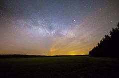 Milkyway (Arvid Bjrkqvist) Tags: night stars sweden astro natt milkyway vintergatan canon6d samyang14mmf28