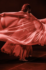 Danza (Javier Lerena) Tags: rojo chica arte danza baile danze