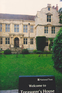Oct 2013 Treasurer's House, York 05