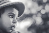 Ponder | Jaden (Karunyaraj) Tags: boy baby cute nikon bokeh cap curious cuteness chubby jaden exclamation cuteeyes d610 chuby sigmaart nikond610 sigma5014art