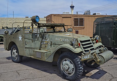 "M3A1  White scout car ""Special Delivery"" A672845 Battlefield Vegas (TDelCoro) Tags: m3a1 battlefieldvegas"