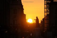 Stanislas, aurore royale (Flmega) Tags: soleil place nancy lorraine duc 80200 stanislas aube leszczynski d300s