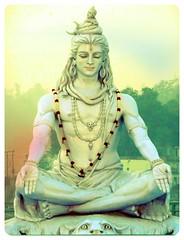 Lord Shiva on the Ganga in Rishikesh (Deb Jones1) Tags: india monument statue temple 1 jones religion explore spiritual deb ganga rishikesh lordshiva flickrduel lordshivarishikeshindiagangesgangashivashivarishikeshbeautytravelplacesstatuesholysacred debjones1