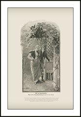 s001 4055 Garten1894 Vor der Gartenlaube. Nach einer Originalzeichnung von Hermann Koch. (Morton1905) Tags: original und war die im ernst von ab leipzig das aus 1853 der dem garten vor erste ein hermann deutsche nach koch grose jahre sie einer zeitschrift keil 1894 moderner verlag holzstich gartenlaube 4055 s001 erfolgreiche vorlufer illustrierten erschien originalzeichnung familienblatt massenblatt illustriertes knstergraphik garten1894