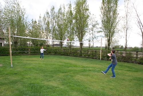 volleybalveld
