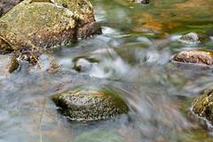 Bubbling Burn (steve_whitmarsh) Tags: longexposure water river scotland waterfall rocks aberdeenshire