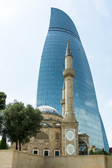 (Laszlo Horvath 1M+ views tx :)) Tags: hidlr xiyaban mscidi flame tower azerbaijan baku