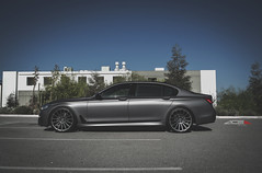 BMW 7 Series x ACE Devotion (ACEALLOYWHEEL/AMF FORGED) Tags: acealloy ace acealloywheel bmw black m7 concave custom car cars cast coilovers devotion euro fitment flush german luxury lowered modified new offset photography poke photo photos parts stance usa wheels wheel worldcars worldofcars