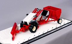 belos_19 (pehter aka ibbe) Tags: tractor lego gravely mocs lawnmover belos