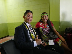 Met these Samoan friends that were missionarys on Marshall Islands!