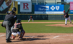 Baseball (PMillera4) Tags: baseball catcher pitcher batter umpire hitter