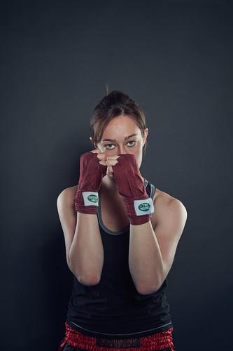 Kickboxing grl