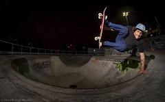 Cristian Caballero - Layback Air (Silvio Rodrigo Mendez) Tags: skate skateboarding strobist chile via sausalito bowl skater