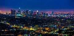 This Is L.A. (Thomas Frejek) Tags: california usa us losangeles hollywood griffithobservatory kalifornien 2016 losangelesdowntown