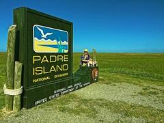 Padre Island National Seashore Park Sign (johnnyp_80435) Tags: texas gulfcoast sign seashore nationalparksign nationalseashore padreisland