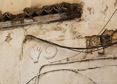 Hand of Fatima (Sylviane Moss) Tags: algeria algiers algrie alger casbah kasbah handoffatima hamsa