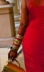 (Rick Elkins Trip Photos) Tags: mumbai maharashtra india woman arm henna adornment body decoration