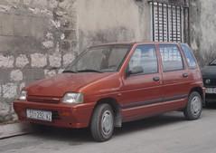 Daewoo Tico SX (Fuego 81) Tags: daewoo tico st292vz trogir croatia