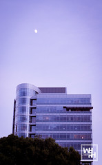 One Hundred Twenty Two. (williamhughes) Tags: nikon d7000 wi wisconsin william williamhrhughes summer midwest photographer photography 365 project my365 photo milwaukee city building moon lunar