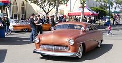 Ford Custom on the road (bballchico) Tags: shoebox ford chopped custom santamaria carshow cruisinnationals