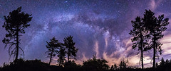 Va Lctea in Mount Laguna (slworking2) Tags: julian california unitedstates us forest clevelandnationalforest mountlaguna milkyway galaxy